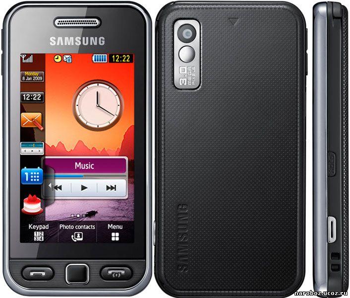 Samsung gt s5230 часть i